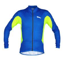 Jersey de cyclisme d'usage de cyclisme de polyester (CYC-94)
