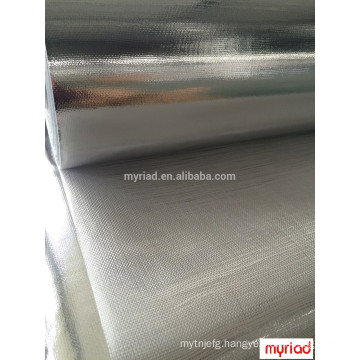 fiberglass insulation with aluminum foil,Reinforced Aluminum foil lamination