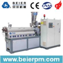Machine de pelletisation / compoundage / recyclage / extrusion de granulation de vis jumelle parallèle de Masterbatch en plastique de Tsk