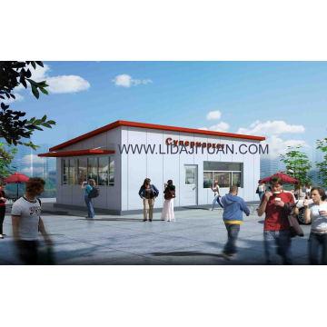 Casa modular para Famliy Living