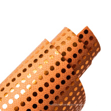 cheap price high quality polka dot pattern textured  DIY handicraft kid classroom party assorted color goma craft eva foam