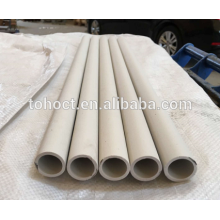 Luva cerâmica da bucha da tubulação do tubo da alumina Al2O3 para o par termoeléctrico