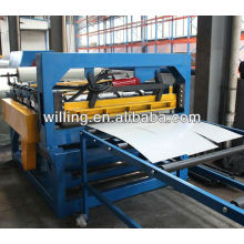 Simple steel slitting and cut to length machine/slitting cut to length machine