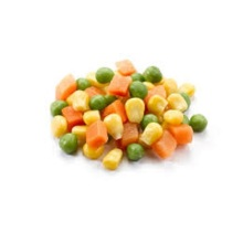 China for Mixed Vegetables Iqf Frozen Mixed Vegetable for Exporting supply to Syrian Arab Republic Factory