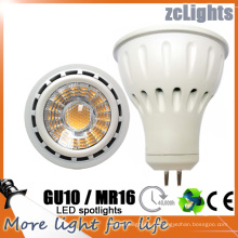 MR16 Gu5.3 Lampe LED LED 12V SMD LED avec Ce (MR16-6W)
