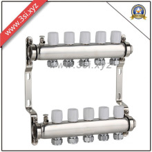 Manual Adjustment Floor Heating Water Catchment Separator (YZF-L078)