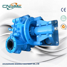 Ball Mill Discharge Slurry Pump