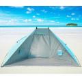 Portable Beach Shelter Sun Fishing Beach Tente extérieure