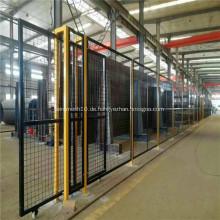 PVC-beschichteter verzinkter Rahmendrahtzaun