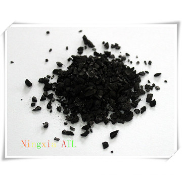 Bamboo activated carbon for air purification
