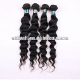 100% Virgin Brazilian Hair Weaving Loose Wave Brazilian Hair 5A Brazilian Hair