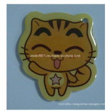 Animal Epoxy Dome Sticker Full Color Printed Substrate, 3D Look Epoxy Resin Domed Labels and Crystal Stickers