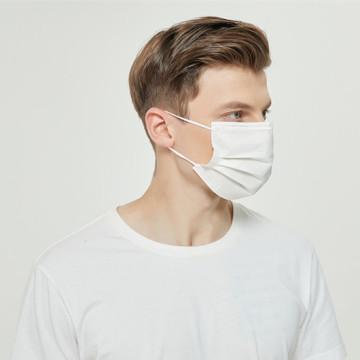 Máscara facial protetora 3 camadas de papel de alta qualidade