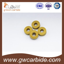 Carbide Indexable CNC Milling Inserts