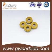 Insertos de Fresamento CNC Indexáveis em Metal Duro