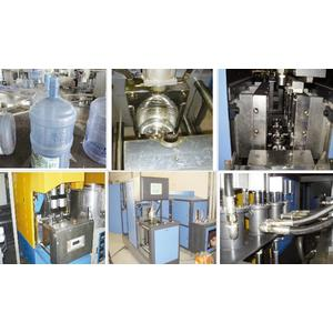 Extrusion Automatic Blow Molding Machine