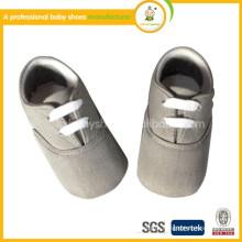 Toddler bebê mocassins bebê bebê sapatos primeiro walker recém nascido bebê nascido lona sapato mocassins bebê