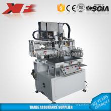 Machine à sérigraphie à plat verticale verticale à vendre