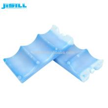 Cooler durável do leite materno usado em sacos térmicos