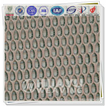 Comfort Polyester Mesh Shoes Fabrics
