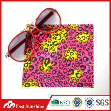 Custom Logo Microfiber Sunglasses Cloth ECO Skin