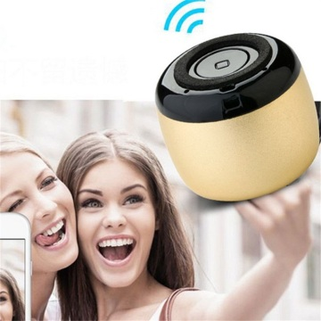 Mini haut-parleur portable sans fil Bluetooth Promotion