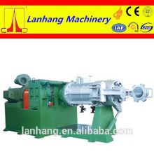 2015 low price automatic double head Plastic strainer machine