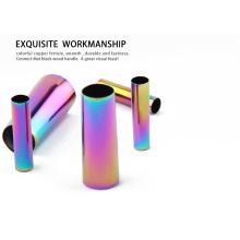2020 New 7Pcs Copper Color Makeup Brushes set