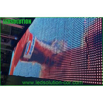 Exposição flexível da tira do diodo emissor de luz P40