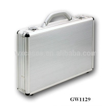 strong&portable aluminum laptop case from China manufacturer with different color options