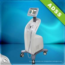 2016 no-quirúrgico ADSS precio de fábrica mejor de alta intensidad enfocada Ultrasonido Hifu Liposonix cuerpo adelgazando la máquina de belleza