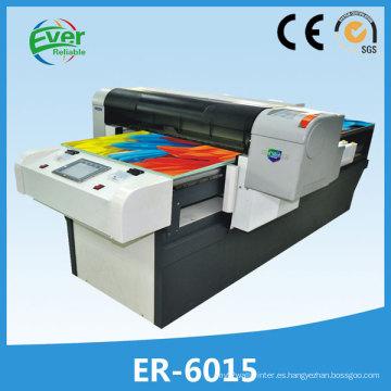 Máquina de impresión colorida de la foto de los diversos materiales