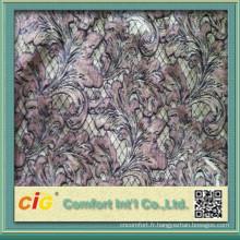 Coton tissu d'ameublement pour la housse de canapé avec de nombreux coloris