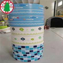 Bande de mouldproof de PVC utilisée dans la cuisine et la salle de bains