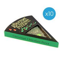 Boîte à chocolat en papier / boîte à chocolats personnalisée