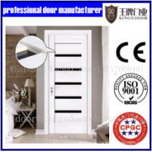 La última puerta combinada decorativa del MDF del diseño