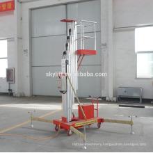 Hydraulic lift platform single Mast/aerial working platform