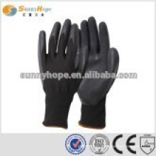 sunnyhope 13Gauge working glove with grid coated finish
