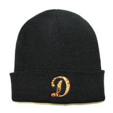 Sombrero de gorrita tejida Jacquard para hombres