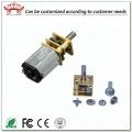Motor da engrenagem do Dc do carrinho de criança para a pena da impressão 3D