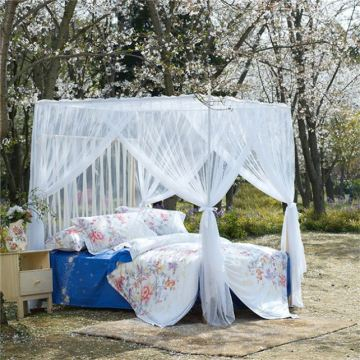 новый дизайн квадратный садовый зонт москитная сетка палатка