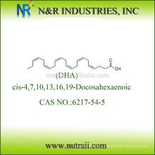 Microalgas confiables del proveedor Algas Aceite DHA No. CAS: 6217-54-5