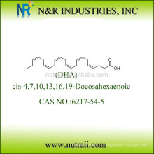 Надежный поставщик микроводорослей Водоросли Нефть DHA Номер CAS: 6217-54-5