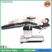 FN-D.IV NEW electric hydraulic ce approved surgical operation table