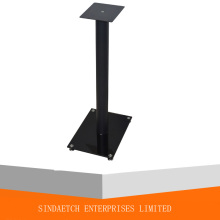 Glass & Steel Floor Speaker Stand