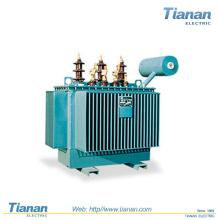 5 MVA, 7,2 - 36 kV Transformador de potencia / lleno de aceite