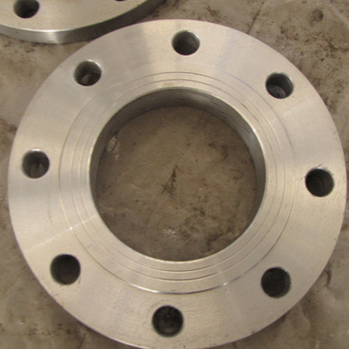 Plate Flange Q235 Material