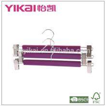 Удивительные брызги краски фиолетовые вешалки с зажимом