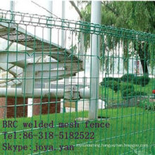 BRC welded mesh fence panels