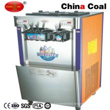 Soft Table Top Three Flavor Ice Cream Machine for Sale